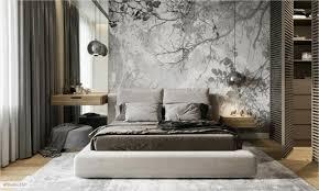 tapetentrends fürs schlafzimmer 2020 tipps für die moderne