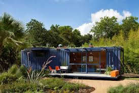 100 Shipping Container Guest House Gallery Of Poteet Architects 11