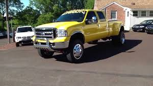 100 F350 Ford Trucks For Sale REAL LIFE TONKA TRUCK FOR SALE 06 DIESEL DUALLY YouTube