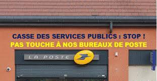 bureau de poste ris orangis la direction départementale de la poste pas touche à nos bureaux de