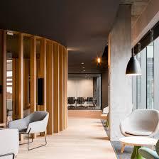 100 European Interior Design Magazines Slacks Headquarters Eschews Bright Colours Of Tech Start