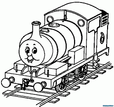Cardboard Coloring Train Best Of Coloriages Gordon Fr Hellokids