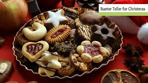 what is a bunter teller a plate of cookies for