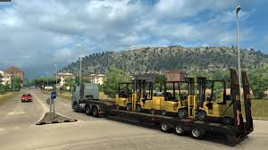 100 Euro Trucks Truck Simulator 2 Italia DLC ETS2 Mod