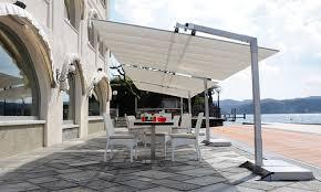 Large Cantilever Patio Umbrella by Rectangular Patio Umbrella Cantilever Patio Outdoor Decoration