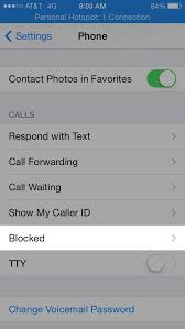 How to Block Calls and Texts on iPhone