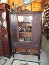 antique china cabinets 1900s