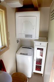 It IS Possible To Have A Washer And Dryer In Tiny House Seattle Homes Touring Ive Never Seen This Before