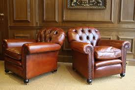 Leather Chairs Of Bath Chelsea Design Quarter Leather Club Chairs ... Retro Brown Leather Armchair Near Blue Stock Photo 546590977 Vintage Armchairs Indigo Fniture Chesterfield Tufted Scdinavian Tub Chair Antique Desk Style Read On 27 Wide Club Arm Chair Vintage Brown Cigar Italian Leather Danish And Ottoman At 1stdibs Pair Of Art Deco Buffalo Club Chairs Soho Home Wingback Wingback Chairs Louis Xvstyle For Sale For Sale Pamono Black French Faux Set 2