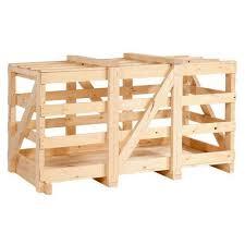 Wooden Pallet Crate Crates