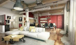 lighting ideas for your living room vintage industrial style