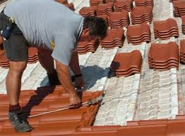 how to install clay roof tiles taking into account their features