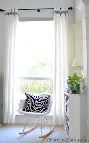 curtains ikea merete curtains decor how to turn plain ikea into