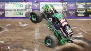100 Monster Trucks Tucson AZ Highlights Jam 2019 Arena Championship Series
