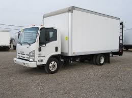 2013 Used Isuzu NPR HD (16ft Landscape With Ramps) At Industrial ...