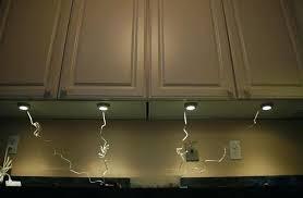 cabinet puck lights designs hardwired lighting menards