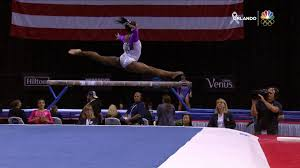 Level 3 Gymnastics Floor Routine by Far From The Olympics College Gymnasts Let Loose With Viral