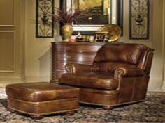 Frisco Leather Gliding Reclining Loveseat