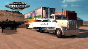 American Truck Simulator - Albuquerque (New Mexico) To Moab (Utah ... Side View Of Bright Red Big Rig Semi Truck Fleet Transporting Cargo Playbox Utah Game And Trailer Virtual Reality Event Cotant Truck Lines Pocatello Id 1940s Kenworth Fulltrailer 8x10 2017 J L 850 Utah Doubles Dry Bulk Pneumatic Tank For Salt Lake City Restaurant Attorney Bank Drhospital Hotel Dept Is Utahs Truck For Video Birthday Heavy Tires Slc 8016270688 Commercial Mobile Tire Police High Speed Pursuit Stolen Dump With Stand Used Semi Trucks Trailers Sale Tractor Moving Rental Ut At Uhaul Storage Salt Lake Driver Experiencing Coughing Episode Crashes Into Embankment