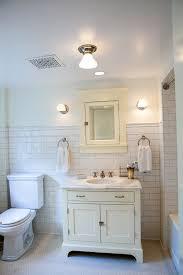 subway tiles bathroom craftsman with classic design breakfront design