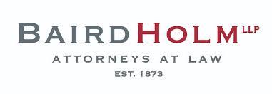 Baird Holm Logo Print Color