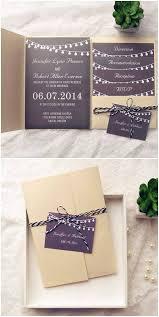 Diy Pocketfold Wedding Invitation Kits Best 25 Best Faire Part