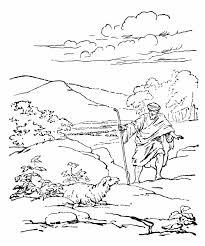 Shepherd Finds His Sheep