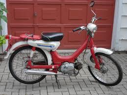 1972 Honda Moped