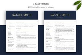 Resume Template Package