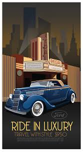 deco car design deco car poster poster or car posters