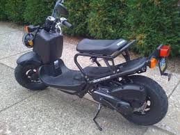 2009 Honda Ruckus Scooter Black Matt 50cc For Sale W 1100 Mile Only