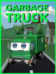 100 Trash Truck Video For Kids Watch Garbage Pace Studios On Amazon Prime UK