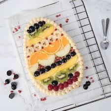 osterei torte früchte tarte