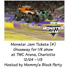Monster Jam Is Coming To Charlotte + Ticket #Giveaway - Mommy's ... Fandom Jam At Nissan Stadium In Nashville Nowplayingnashvillecom Monster Will Be Charlotte This Weekend Stories Triple Threat Amalie Arena August 25 Crew Chiefs Take In Hendrick Motsports Grave Digger Freestylecharlotte Nc January 21 Youtube Truck Family 4pack Contest Clt Qcsupermom Announces Driver Changes For 2013 Season Trend News Monster Truck Jam Charlotte Nc 28 Images Photos Top Ten Legendary Trucks That Left Huge Mark Automotive Bigwheelsmy Series At Spectrum Center Formerly Time North
