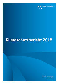 Kã Che Lutz Augsburg Klimaschutzbericht 2015