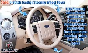 100 Ford Truck Replacement Seats Amazoncom 2009 F250 F250 Lariat Leather Wrap Steering