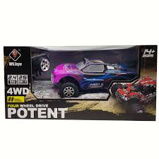 100 Remote Controlled Truck Buy Potent 4 Wheel Drive Control Car Online At Toy Universe