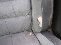 reparation de siege auto préparation siège conducteur cuir et alcantara jilks