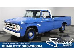 100 1968 Dodge Truck D100 For Sale ClassicCarscom CC1177146