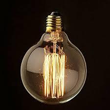 buy decorative filament edison bulb warm white at low