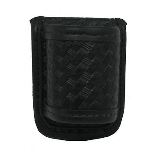 Bianchi Accumold Elite Compact Light Holder - Basketweave Black, Size 1