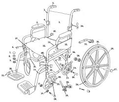Invacare Transport Chair Manual by Poly Fly Light Weight Transport Chair Wheelchair With Swing Away