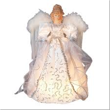 Fortunoff Christmas Trees 2013 by Cheap Unique Optic Angels Angel Tree Topper Lladro Tree Topper