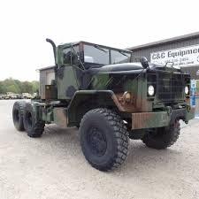 100 Military Surplus Trucks For Sale Rebuilt 1990 BMY M931a2 Semi Truck For Sale