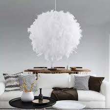 solled 110 240v anhänger licht feder romantische dreamy drop schlafzimmer wohnzimmer hängen le