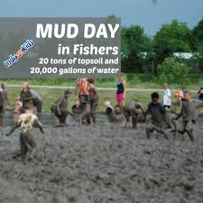 Irvington Halloween Festival Attendance by Mud Day Free Indy With Kids