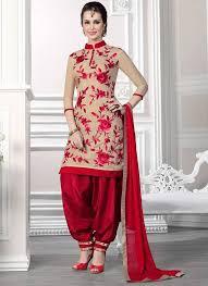Latest Punjabi Dress Design For Indian Women