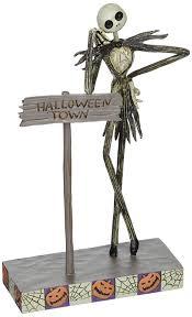 Jim Shore Halloween Uk by Amazon Com Disney Traditions Dstra Jack Skellington Figurine
