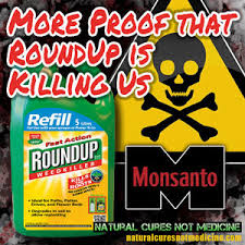 Popular Weedkiller Roundup Glyphosate Is Linked To Fatal