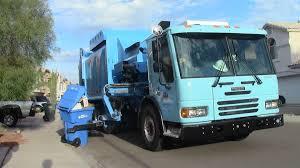 100 Big Blue Truck YouTube